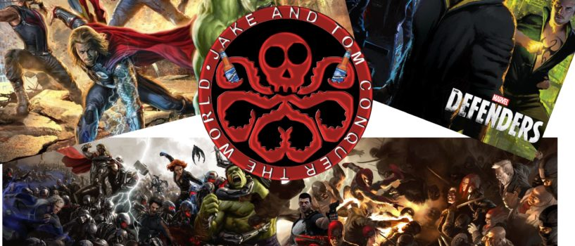 JAKE AND TOM CONQUER THE WORLD EPISODE 63: DISSECTING THE DEFENDERS