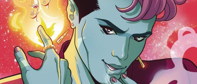 Zodiac Starforce: Cries of the Fire Prince #2 REVIEW