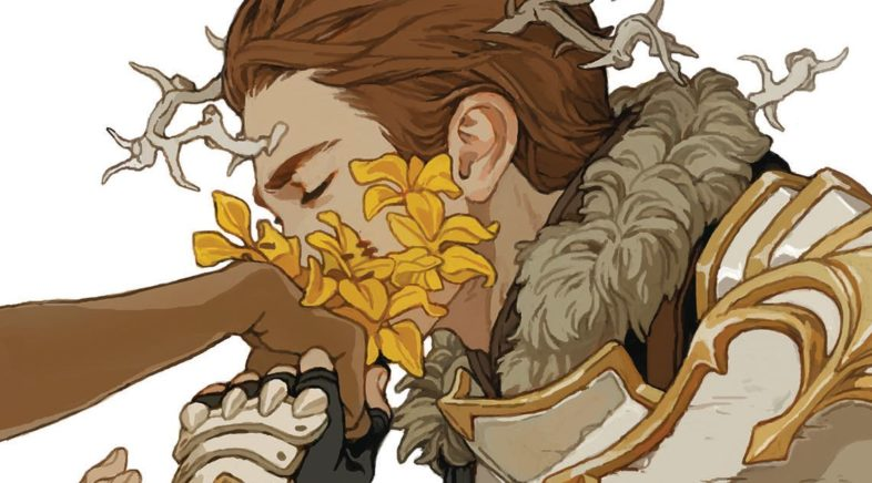 DRAGON AGE: KNIGHT ERRANT #5 REVIEW