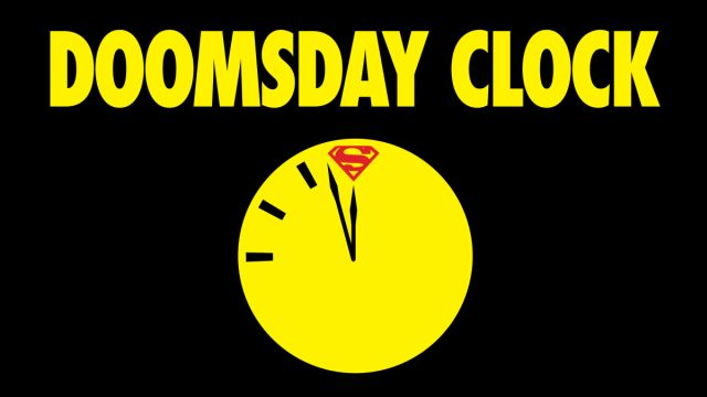 Geoff Johns Reveals Links Between Rebirth and his Upcoming Doomsday Clock