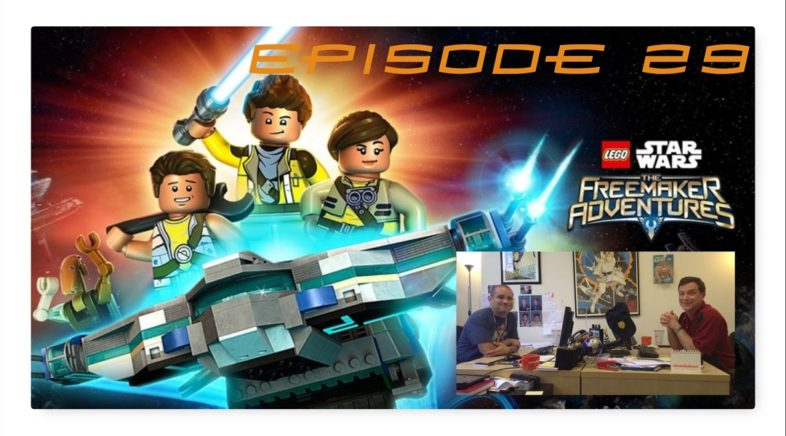 Super Powered Fancast #29: Go Far Far Away with Star Wars: The Freemaker Adventures' Bill Motz & Bob Roth
