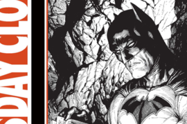 DC Comics Starts the Countdown to Doomsday Clock at NYCC