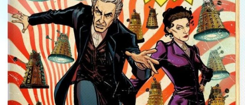 Doctor Who Infinity: Tiny Rebel Games