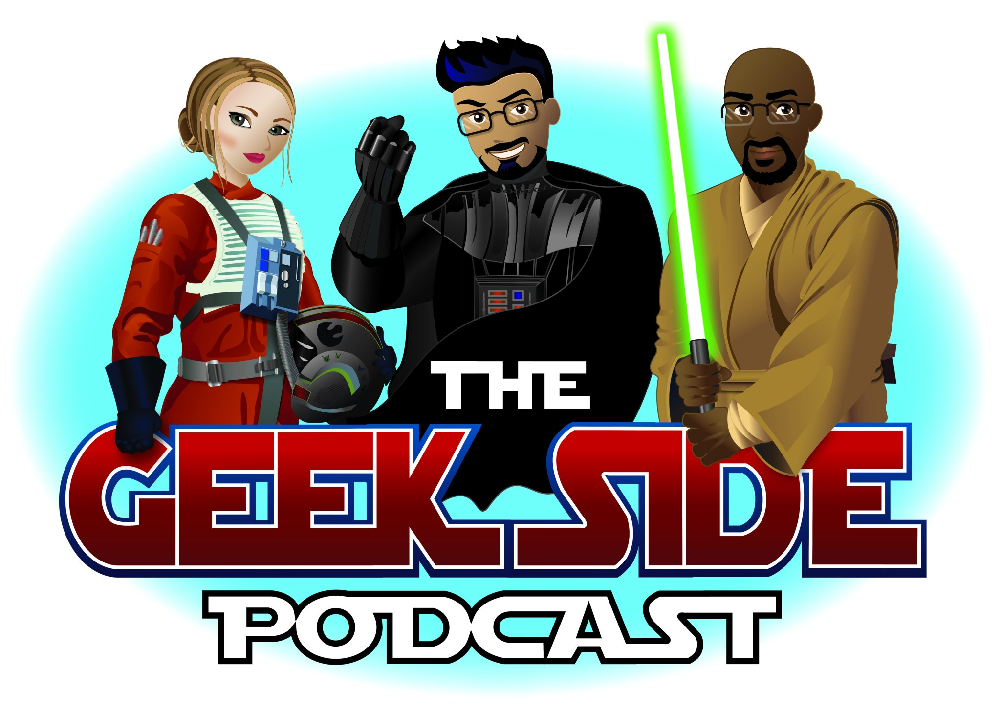 The Geek Side Podcast #6: ClosetCos and The Logo Reveal