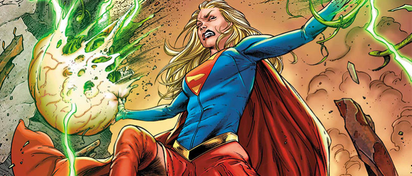 Supergirl #13 Exclusive Preview