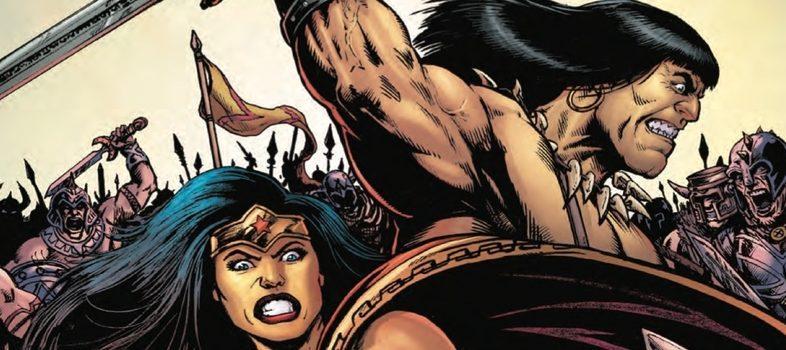 Wonder Woman/Conan #1 Review
