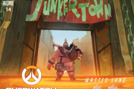 Overwatch comic #14 brings Roadhog to Junkertown