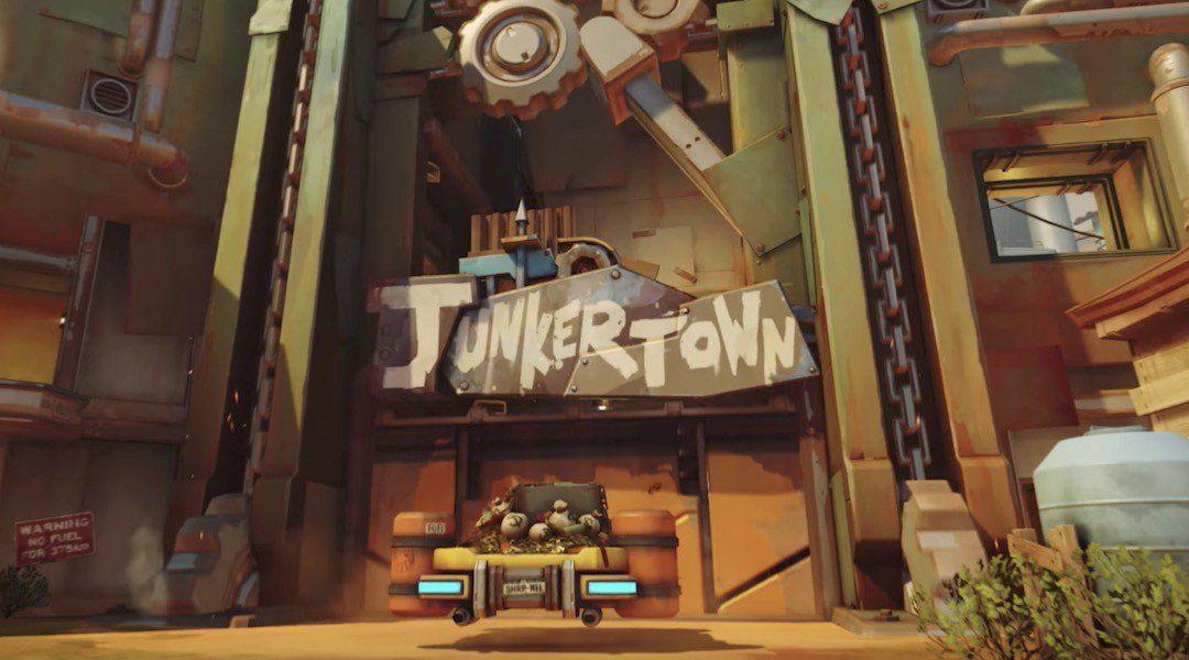 Overwatch's Junkertown is now live!