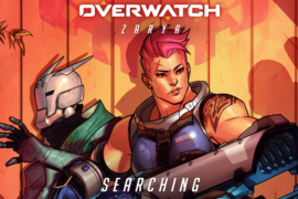 "New Overwatch Comic #15 featuring Zarya – ""Searching"" Now Live"