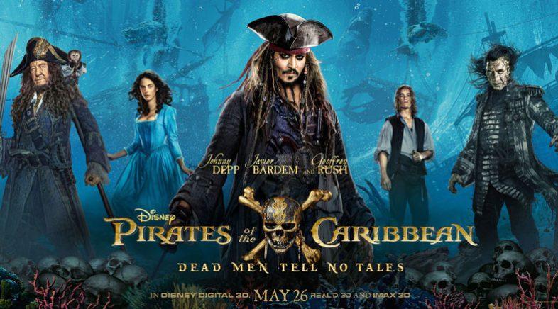 Win a digital copy of Pirates of the Caribbean: Dead Men Tells No Tales