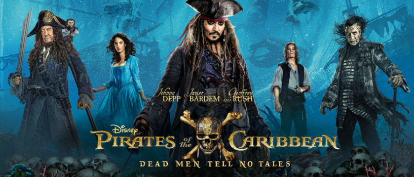Win a digital copy of Pirates of the Caribbean: Dead Men Tells No Tales