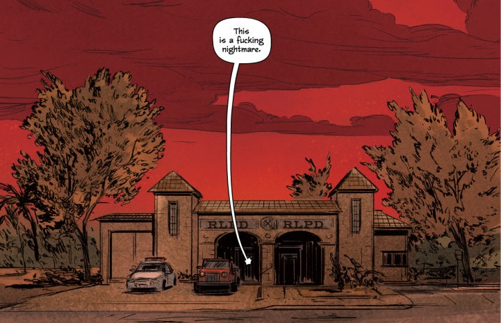 Redlands #2 Review