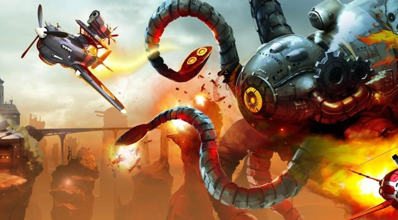 Sine Mora Ex Comes to Nintendo Switch on September 26