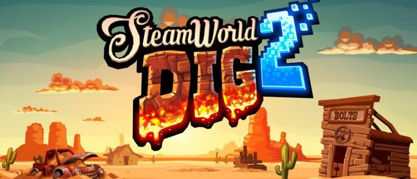 SteamWorld Dig 2 – Review
