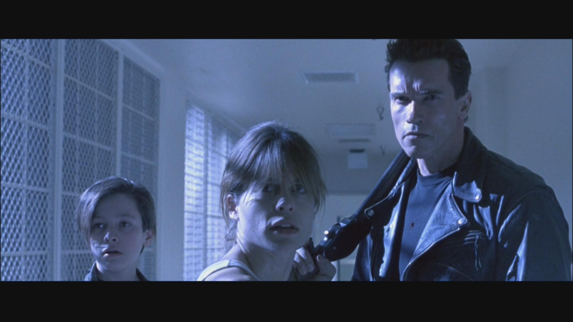 Linda Hamilton to Return to the Terminator Franchise