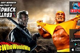#WhoWouldWin: Hulk Hogan vs. The Terminator