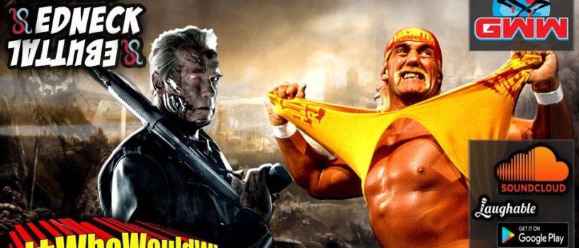 #WhoWouldWin: Hulk Hogan vs. The Terminator