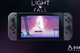 Light Fall is coming to the Nintendo Switch