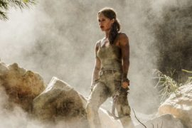 First Trailer for the new Tomb Raider