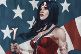 Wonder Woman #30 Review