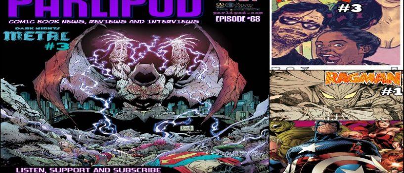 Parlipod #68: Review A Go Go