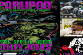 Parlipod #69: Kelley Jones Interview