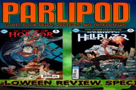 Parlipod #70 Halloween Reviews