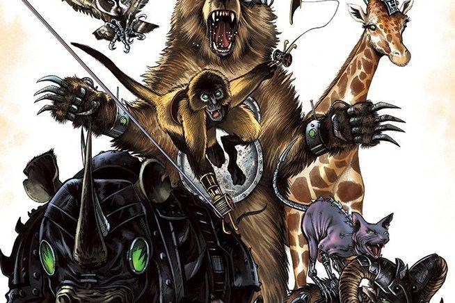 Animosity: Evolution #1 Review
