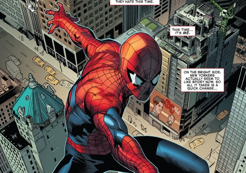 The Amazing Spider-Man #790 Review