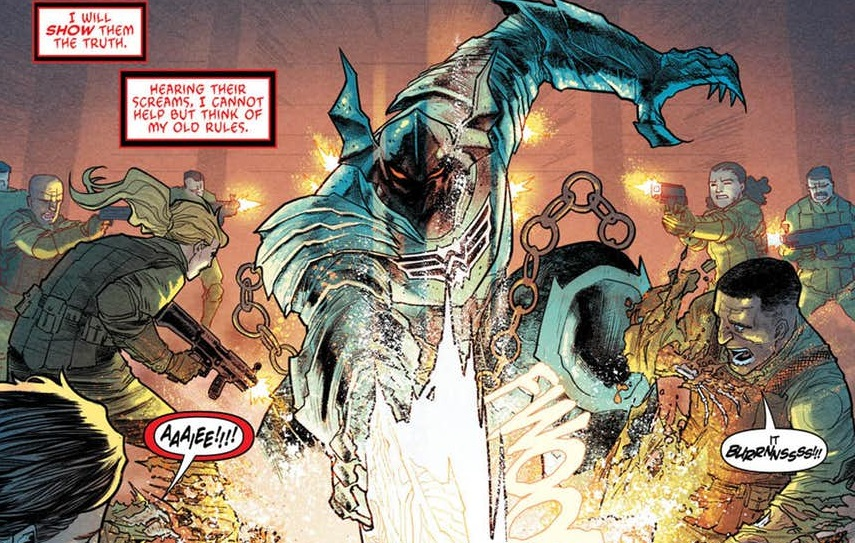 Batman the Merciless #1 Review