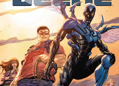 Blue Beetle #14 Review
