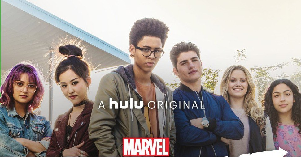 Marvel's Runaways Get Their First Trailer and Premiere Date