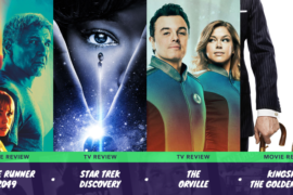 WE HAVE A HULK #69 – BLADE RUNNER: 2049 & STAR TREK DISCOVERY vs THE ORVILLE