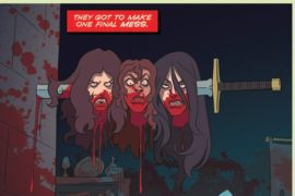 Dark Fang #1 and #2 REVIEW