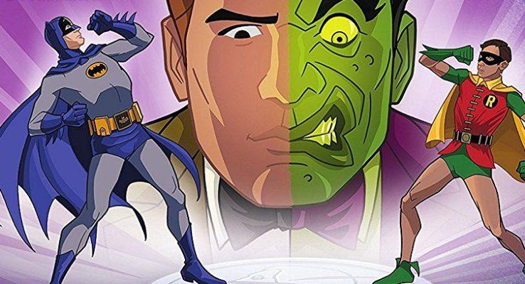 Batman vs. Two-Face (2017) Review