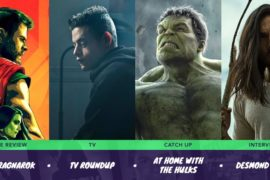 We Have A Hulk #70: Thor Ragnarok And Desmond Chiam
