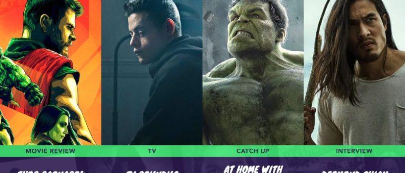 We Have A Hulk #70: Thor Ragnarok And Desmond Chiam
