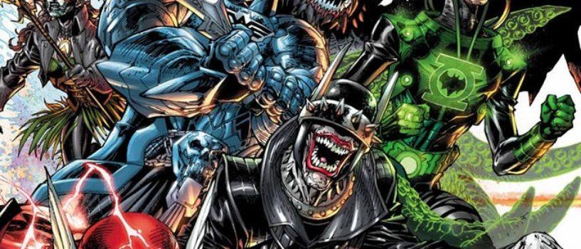 Dark Nights Metal #3 Review