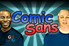 Comic Sans – Monthly Comic Book News & Reviews – Episode 2