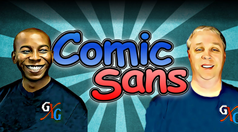 Monthly Comic Book Review & News — Comic Sans, Episode 1