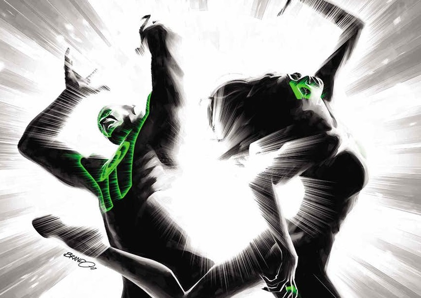 Green Lanterns #34 Review