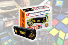 Atari Flashback Portable Review