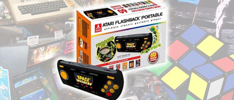 Atari Flashback Portable Review