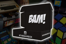 October 2017 Bam! Box – GXG Unboxening