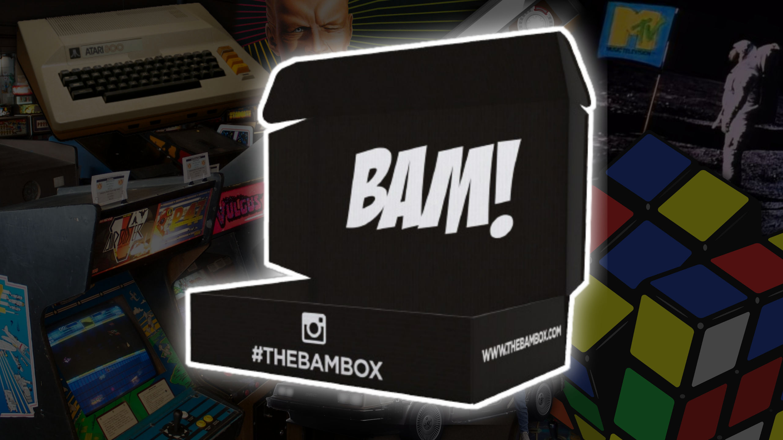 November 2017 Bam! Box – GXG Unboxening