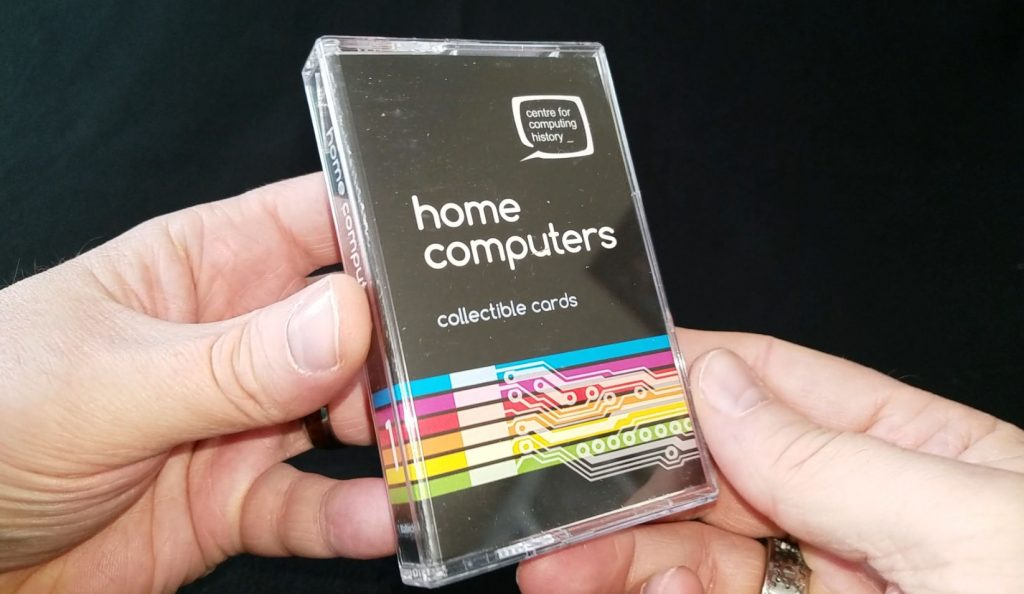 Home Computer Collectible Cards – GXG Plug-N-Play