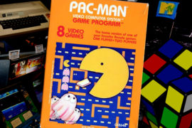 Legacy of Pac-Man on the Atari 2600 – GXG Re-Plays