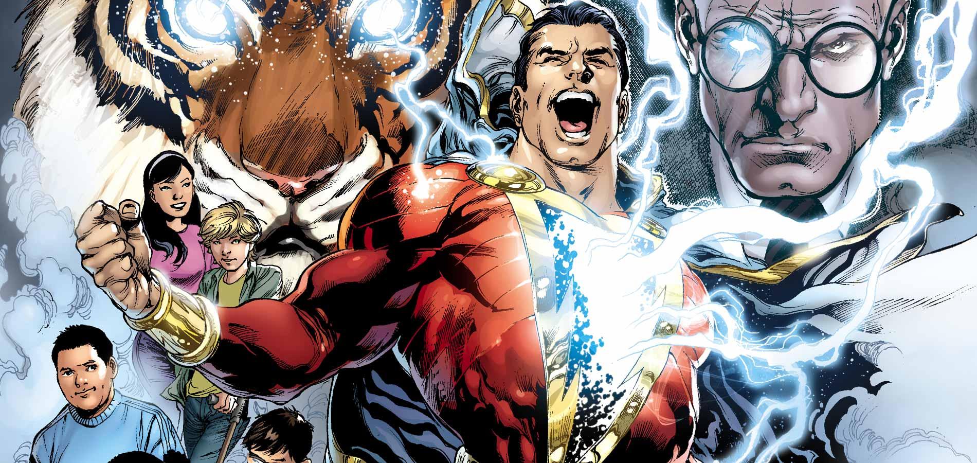 DC Films Finds Its Shazam!