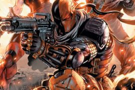 The Raid Director to take on Deathstroke Solo Film