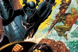 Justice League #32 Review